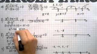 Алгебра 9 кл. Мордкович. Параграф 2.24