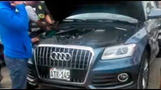 Así operaba la banda criminal que robaba autos de alta gama en Lima   Punto Final