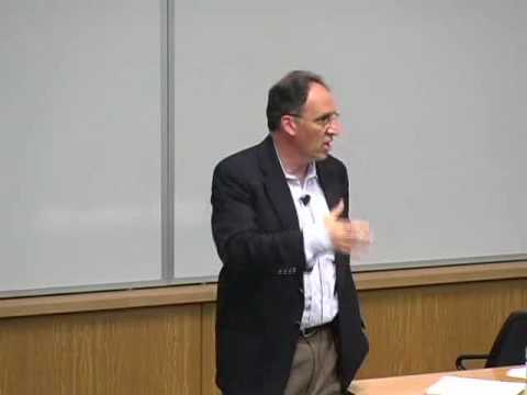 Gleitsman Lecture Series: Alan Khazei on YouTube