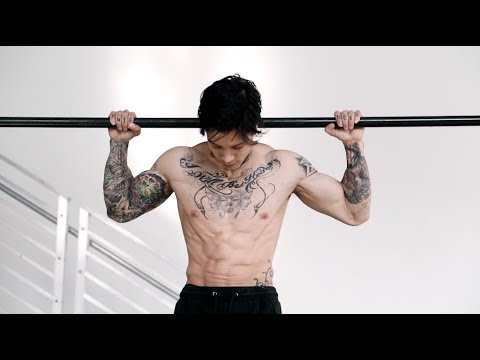 25 DIFFERENT PULL UP VARIATIONS