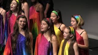 "VOENA sings ""Dodi Li,"" Hebrew Traditional, arr. Annabelle Marie"