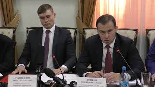 Юрий Афонин подвел итоги совещания в Хакасии по конституционной реформе в РФ