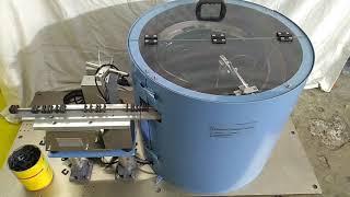 Vibratory bowl feeder II Material supplying unit II Sortimac feeding concept