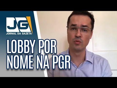 Segundo mensagens, Dallagnol teria feito lobby por nome na PGR