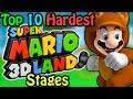 Top 10 Hardest Super Mario 3D Land Stages