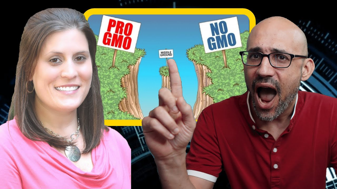 Are GMOs good for you? Laurel Coons & Micheal Mataluni