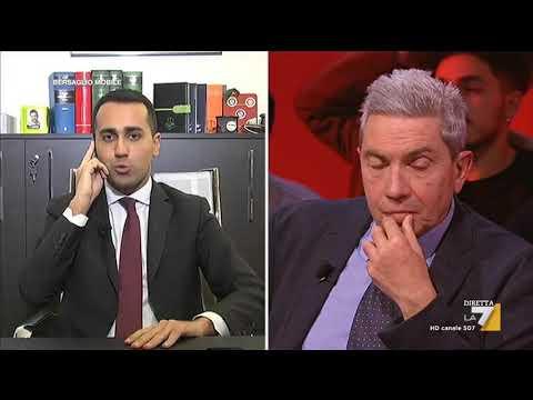 Caso Borrelli, Di Maio (M5S): Presa una sberla ma spero di poter capire le sue ragioni
