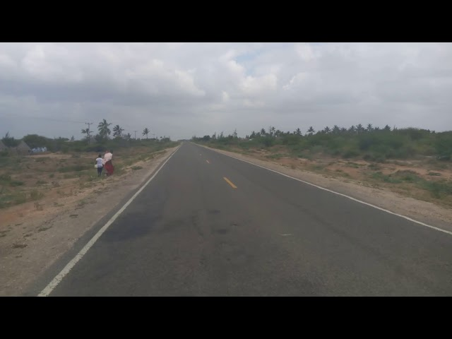 The Lonely Road - Lamu Road