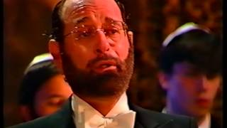 The Moscow Male Jewish Cappella, Krakow , Full concert, J. Malovany ,1996