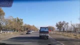 Дорога в Иссык.автор Саитов Зайнидин.