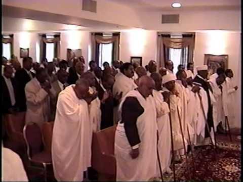 Eritrean Orthodox  Church, Selassi 2005