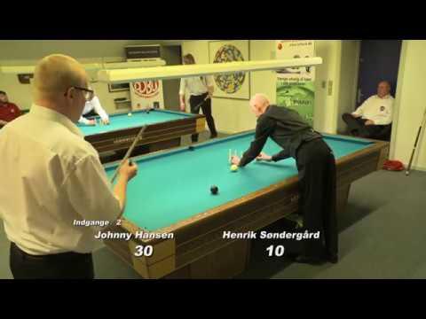 Hold DM Kegler 2016/17 | Henrik Søndergaard, BK Sorana - Johnny Hansen, Bristol | 31/3-2017