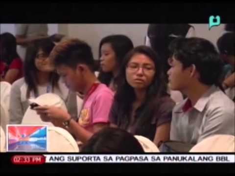News@1: Mga unibersidad sa Mindanao, nagsagawa ng forum ukol sa tamang pagbabalita