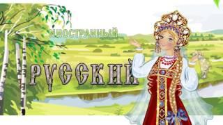 Курс видеоуроков по русскому языку