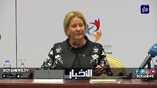 القمة الثانية للحائزين على جائزة نوبل للسلام والقادة من أجل الأطفال تنطلق في 26 من آذار الحالي
