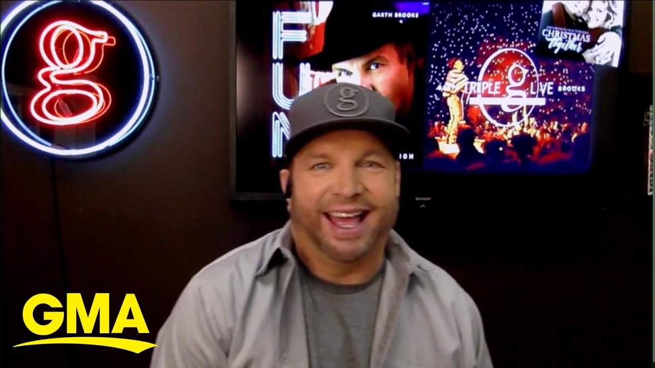 Garth Brooks talks about release of his new music l GMA