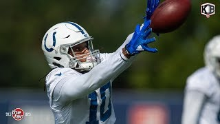 Colts Camp Day 10: Rock Ya-Sin vs. Devin Funchess, and Reece Fountain Makes Plays