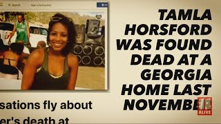 Tamla Horsford - Accusations fly about mother's death at overnight party in Forsyth County
