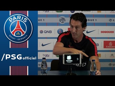 LA CONCURRENCE SELON UNAI EMERY