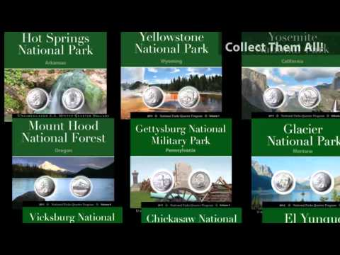 National Parks Quarter Collections