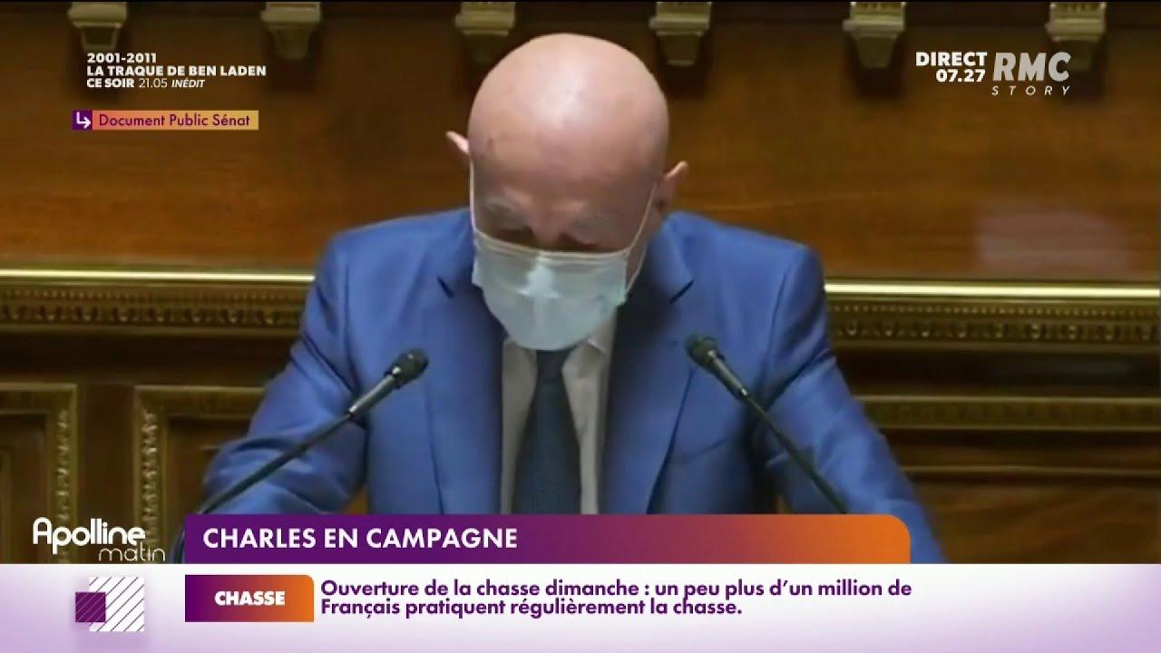 [Humour] Au Sénat, la star de l'humour s'appelle Claude Malhuret