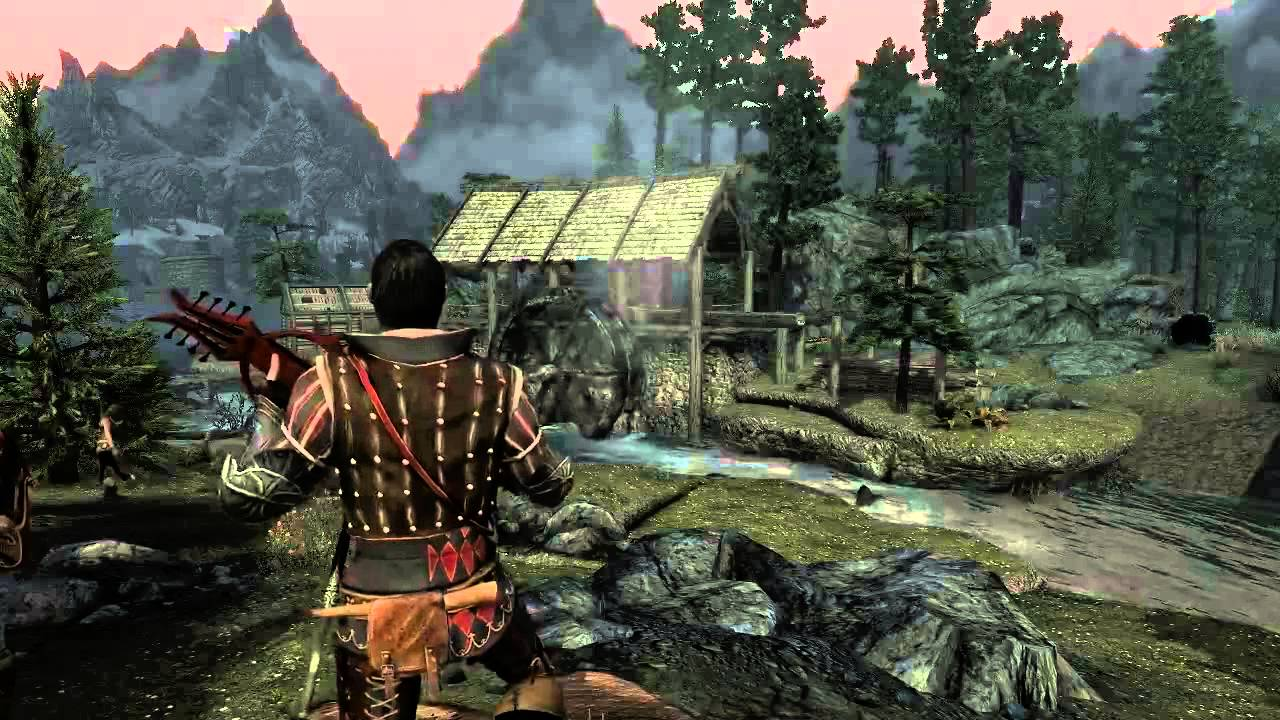 Download Skyrim - The Bard's Song (Blind Guardian)