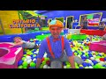 Blippi at the Play Place and Learn Colors Compilation | Safe Educational Videos for Children thumb