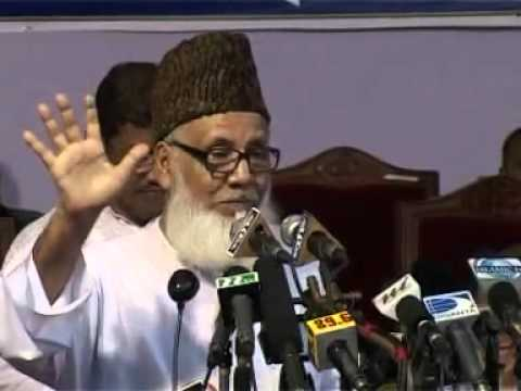 Bangladesh Jamaat e Islam.Maulana Motiur Rahman Nizami speech