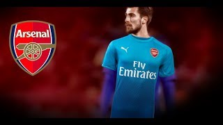 ANDRE GOMES | Welcome to Arsenal - Crazy Goals, Assists & Skills | 2017 (HD)
