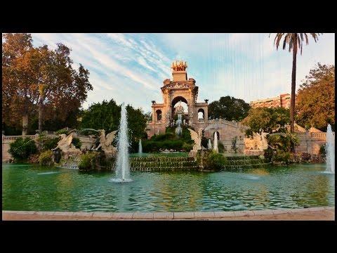 Parque de la Ciutadella, el más famoso 1# Parques Barcelona   España