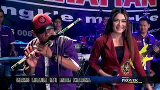 GERIMIS MELANDA HATI ANDRA KHARISMA MANHATTAN PROYEK RAC Tamansari Godo Winong Pati 2019