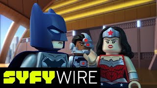 Exclusive: First Trailer For LEGO DC Super Heroes - Aquaman: Rage Of Atlantis   SYFY WIRE