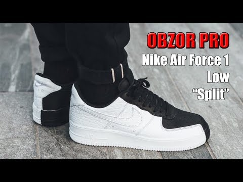 sale retailer c4967 bfb1d OBZOR PRO Nike Air Force 1 Low
