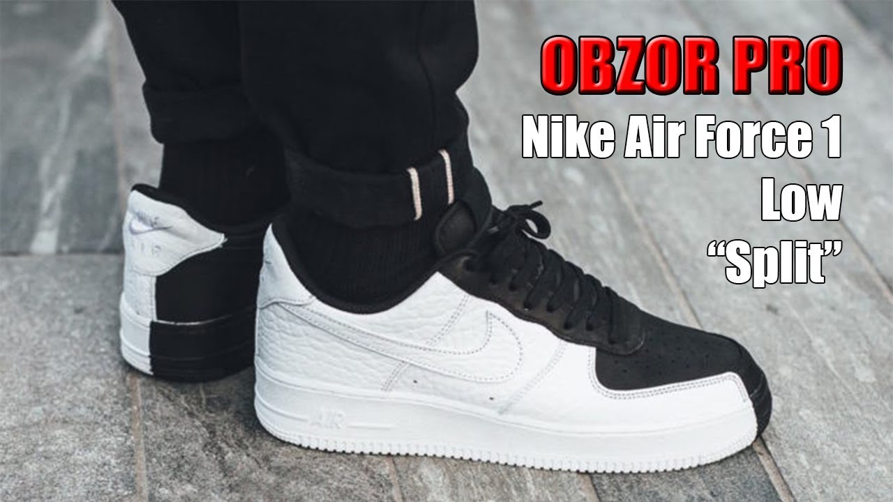 super popular 52a25 dbb65 OBZOR PRO Nike Air Force 1 Low
