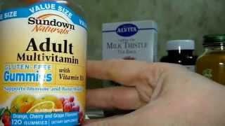 Посылка с iHerb : Simply Organic,EcoTools,витамины, ферменты, чай. Thumbnail