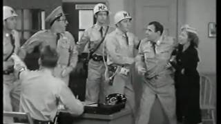 """Bilko"" outtake (blooper) - NOT!"