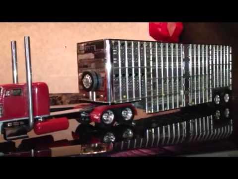 custom 1/32 scale truck - YouTube