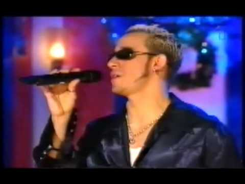 Backstreet boys-1996-Söndagsöppet-I
