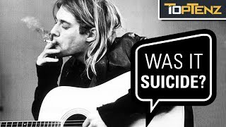 10 Suspicious Deaths of Artists and Entertainers