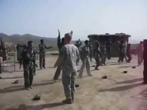 Leaked Footage of CIA Training
