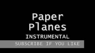M.I.A. - Paper Planes Instrumental(w/hook)