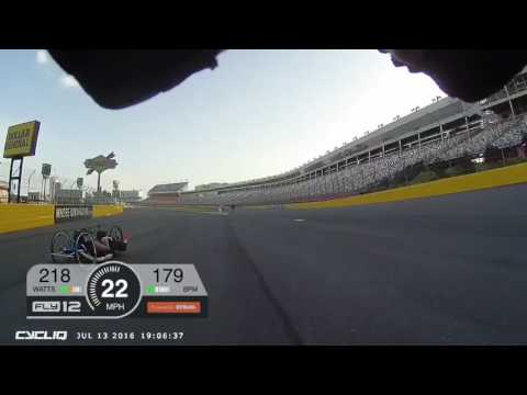 7/13/16 Charlotte Motor Speedway Time Trial