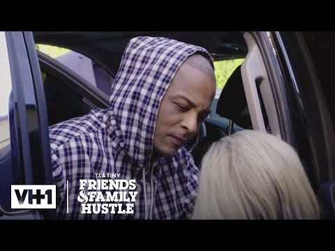 Tiny Moves Back In w/ TIP | T.I. & Tiny: Friends & Family Hustle