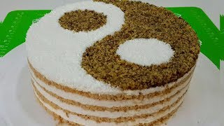 Торт Без Духовки и Печенья Обалденный Торт Понравится Всем