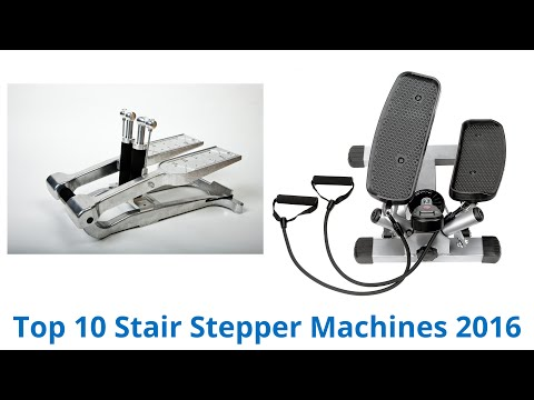 10 Best Stair Stepper Machines 2016