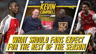What Should We Expect For The Rest Of The Season? | The Kevin Campbell Show Ft Lee Judges