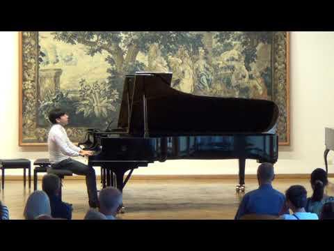 J. S. Bach Italian Concerto BWV 971 - Mangfred Mora Celi