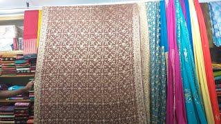 ৫০০টাকায় পার্টি ও বিয়ের দারূণ শাড়ী || Exclusive party saree &Bridal saree only 500 taka