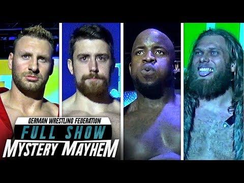 FULL SHOW — GWF Mystery Mayhem [ENGLISH COMMENTARY] June 3rd, 2017