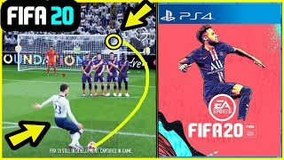 FIFA 20 GAMEPLAY CLIPS & FACES VS FIFA 19 - What's Changed?